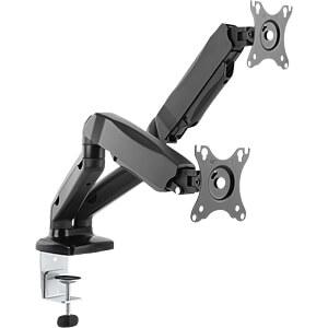 ICY IB-MS304-T - Monitorständer Tischhalterung für 2 Monitore bis 27'' (68 cm)