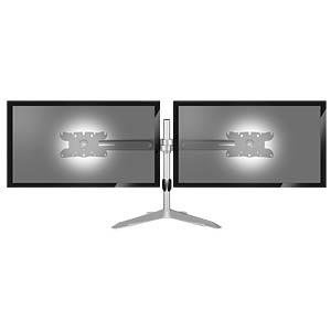 Monitor Standfuß, 2 Displays, freistehend ICYBOX 60043