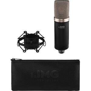 Microphone à condensateur à large membrane IMG STAGE LINE ECMS-70