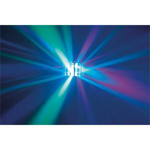 LED-DMX-Lichteffektgerät IMG STAGE LINE LED-162RGBW
