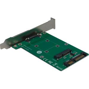 Trägerkarte für SATA Festplatte/SSD INTER-TECH 88885373