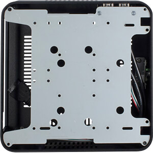 Inter-Tech Mini-ITX Case A60 INTER-TECH 88881301
