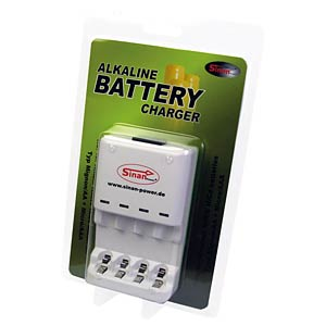 Tischladegerät für NiMh-Batterien INTER-TECH 88885110