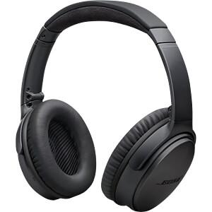 bose qc35iibl bluetooth kopfh rer over ear noise cancelling schwarz bei reichelt elektronik. Black Bedroom Furniture Sets. Home Design Ideas