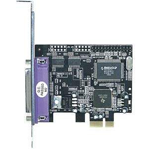 2 Port, parallel, PCIe Karte LONGSHINE LCS-6320