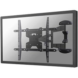 TV Wandhalterung, neigbar, schwenkbar, drehen, 32- 60, schwarz NEWSTAR LED-W500