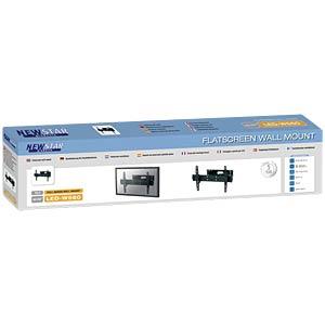 TV Wandhalterung, neigbar, schwenkbar, 32- 75, schwarz NEWSTAR LED-W560