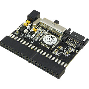 LOGILINK AD0008 - Adapter SATA zu IDE + IDE zu SATA