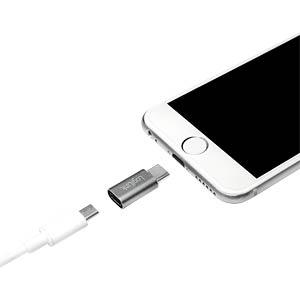 USB C Stecker auf Micro USB Buchse LOGILINK AU0041