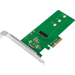 LOGILINK PC0084 - PCIe zu M.2 PCIe SSD Adapter