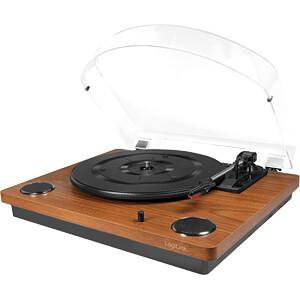 LOGILINK UA0340 - Vinyl-Plattenspieler mit MP3-Konverter