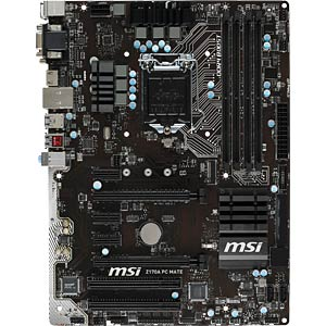 MSI Z170A PC Mate (1151) MSI 7971-001R