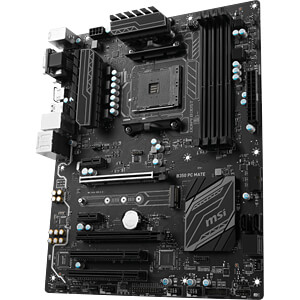 MSI B350 PC Mate (AM4) MSI 7A36-003R
