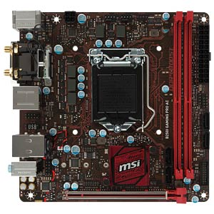 MSI B250I Gaming Pro AC (1151) MSI 7A67-001R