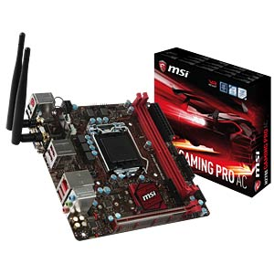 MSI H270I Gaming Pro AC (1151) MSI 7A67-002R