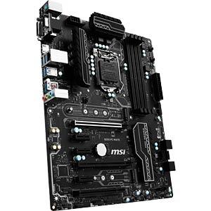 MSI B250 PC Mate (1151) MSI 7A72-003R