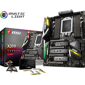 MSI X399 Gaming Pro Carbon AC (TR4) MSI 7B09-010R