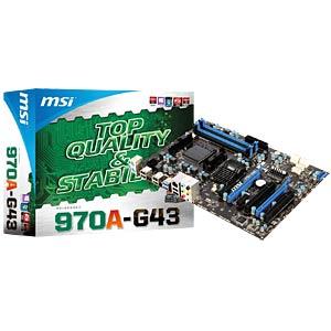 MSI 970A-G43 (AM3+) MSI 7693-030R