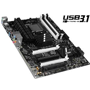 MSI 970A SLI Krait Edition USB3.1 (AM3+) MSI 7693-050R