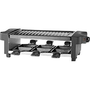 Raclette-Grill, 6 Personen NEDIS FCRA110EBK6