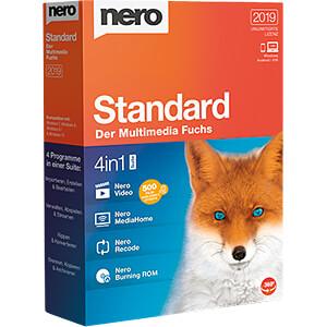 Software, CDs/DVDs/Blu-rays rippen, umwandeln NERO AG EMEA-10090000/1285