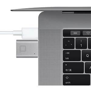 USB C Stecker auf USB 3.0 A Buchse NONDA MI22SLRN