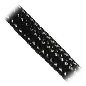 3-Pin Verlängerung, 60 cm, schwarz NANOXIA NX3PV60