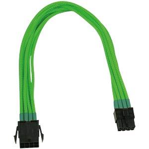 8er PCI-E Verlängerung, 30 cm, Single, neon-grün NANOXIA NX8PE3ENG