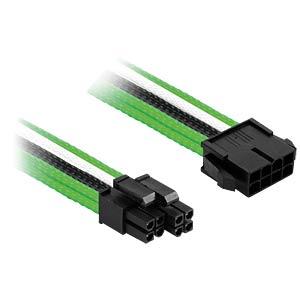 EPS Verlängerung, 30 cm, Single, grün/weiß/schwarz NANOXIA NX8PV3EGWS