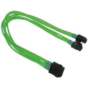 EPS Verlängerung, 30 cm, Single, neon-grün NANOXIA NX8PV3ENG