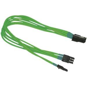 6- auf 6+2-Pin, 30 cm, neon-grün NANOXIA NXP683ENG