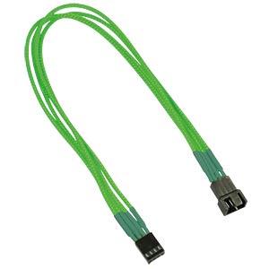 PWM Verlängerung, 30 cm, Single, neon-grün NANOXIA NXPWV3ENG