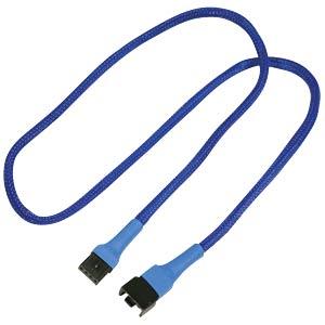 PWM Verlängerung, 60 cm, blau NANOXIA NXPWV60B