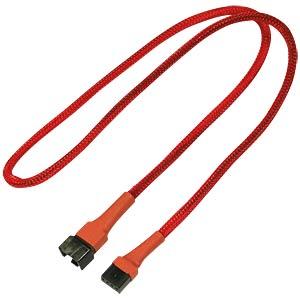 PWM Verlängerung, 60 cm, rot NANOXIA NXPWV60R
