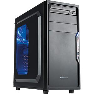 PC-Komplettsystem, Intel i5-7600, 8GB FREI 45130