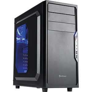 PC-Komplettsystem, Intel i3-8350K, 8GB FREI 45134