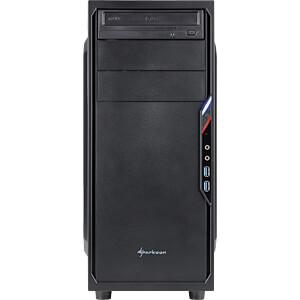 PC-Komplettsystem, Intel i5-8400, 8GB, SSD FREI 45135