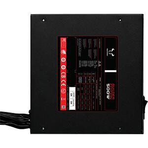 RIOTORO Builder Edition 500W ATX 2.4 RIOTORO PR-BFX500-EU