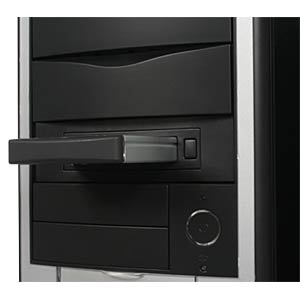 SATA/SSD Wechselrahmen für 3.5/5.25 STARTECH.COM SAT2510U3REM