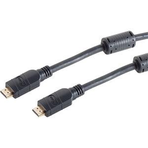 HDMI 2.0 Aktiv Kabel 4K 60Hz 25,0m SHIVERPEAKS BS10-19105