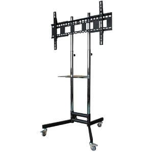 Beweglicher TV-Ständer, 52 - 90, max. 136 kg SHIVERPEAKS BS89791