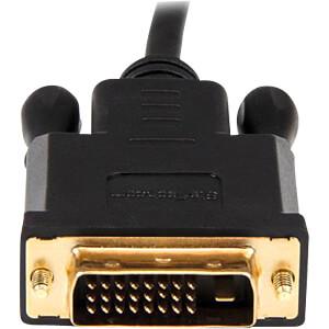 Aktives Kabel DisplayPort Stecker > DVI Stecker 0,9 m STARTECH.COM DP2DVIMM3BS