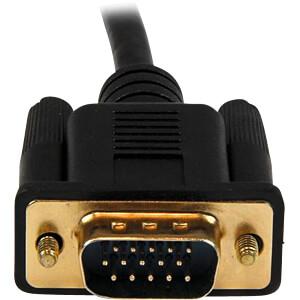Konverter-Kabel aktiv HDMI zu VGA 1,8 m STARTECH.COM HD2VGAMM6