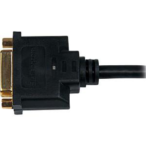 Adapter-Kabel HDMI Stecker > DVI-D Buchse, 20 cm STARTECH.COM HDDVIMF8IN
