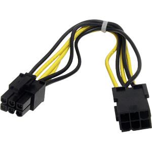 ST PCIEPOWEXT - 6er PCI-E Verlängerung