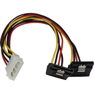 ST PYO2LP4LSATR - LP4 auf 2x 15-pin SATA