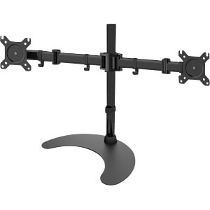 """ICA-LCD-3410 - Monitorhalter 2x LCD 13"""" - 27"""" Standfuß"""
