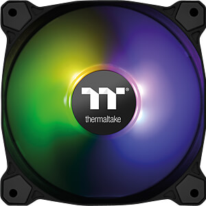 Thermaltake Pure Gehäuselüfter RGB 3er-Pack THERMALTAKE CL-F063-PL12SW-A