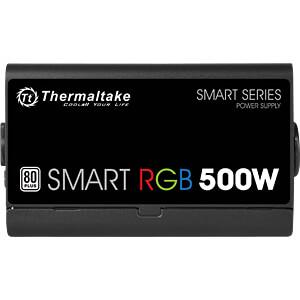 Thermaltake Smart RGB 500W RGB 80+ THERMALTAKE PS-SPR-0500NHSAWE-1