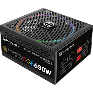 Thermaltake Toughpower Grand 650W RGB 80+ Gold THERMALTAKE PS-TPG-0650FPCGEU-R